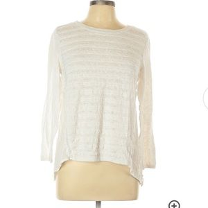 White top new with tags style and co